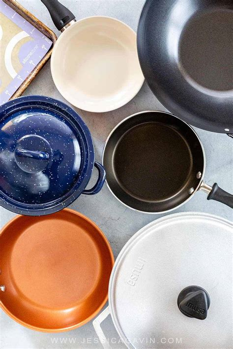types cookware materials cons pros pans pots cooking different pan kitchen surfaces tools talk let nonstick