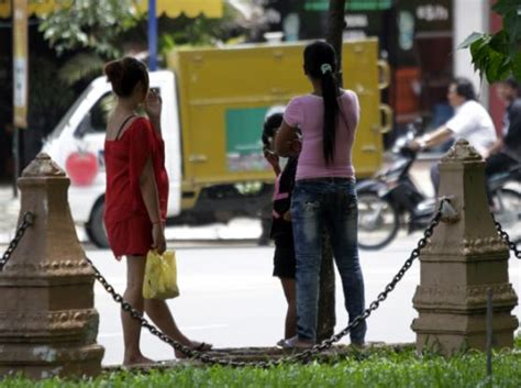 Cambodia Is Seen As A Heaven For Paedophiles And Sex