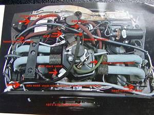 Fuel  Vacuum Hose Diagram For A  U0026 39 73 914  4 2 0l