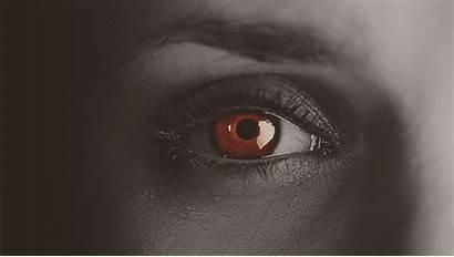 Eyes Aesthetic Vampire Wolf Gifs Heart Teen