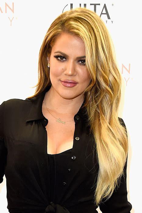 Khloé Kardashian's best ever hairstyles | HELLO!