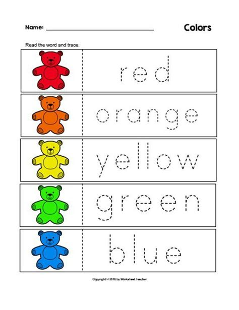 kindergarten writing worksheets  xchange images