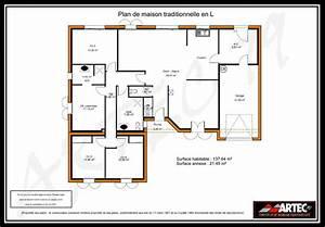 charmant plan maison 100m2 a etage 3 plans de maisons With plan de maison 100m2 9 constructeur maisons bioclimatiqueskokoon constructeurs