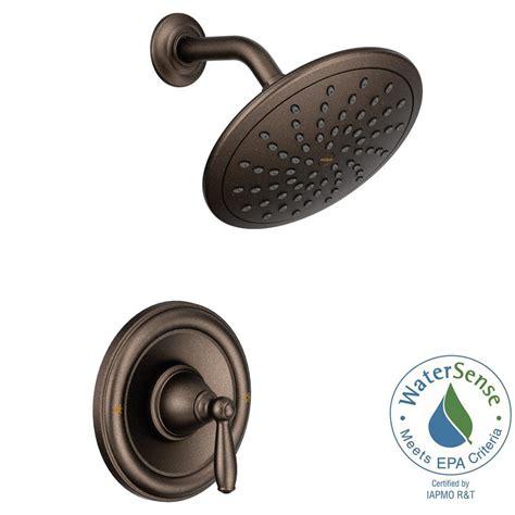 Moen Shower Moen Brantford Posi Temp Shower 1 Handle Shower Only