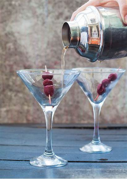 Cocktail Bucky Barnes Brooklyn Marvel Series Cocktails