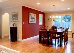 paint color ideas for dining room painting small dining room with merlot accent wall painting color ideas