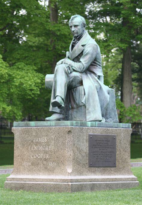 file james fenimore cooper statue jpg wikipedia