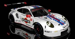 Porsche 911 Rsr 2017 : 2017 martini porsche 911 rsr skins livery update new ext skin map racedepartment ~ Maxctalentgroup.com Avis de Voitures