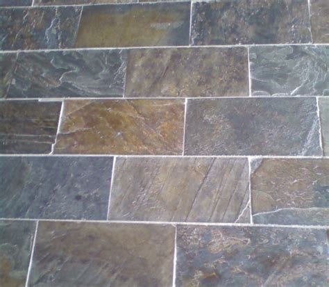 slate floor slate tile price rusty slate floor tile from jeff fang 48739 for the home pinterest