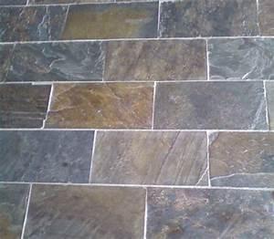 Rusty slate floor tile from jeff fang 48739 for Slate tile flooring