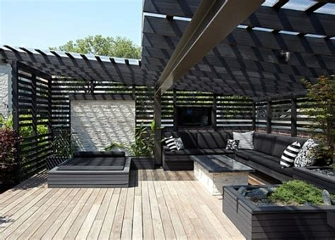 outdoor furniture cusions modern terrace design 100 images and creative ideas