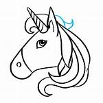 Unicorn Emoji Draw Drawing Easy Tutorial Mesopotamia