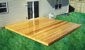 12 x 16 patio deck at menards 174