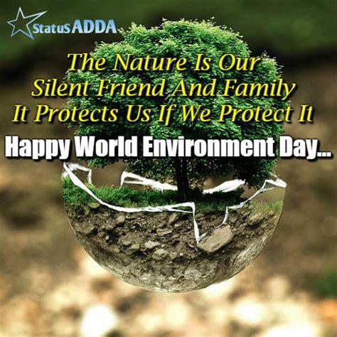 slogans  world environment day quotes status