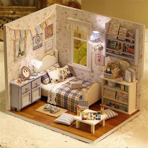 Aliexpresscom  Buy Mini Puzzle Model Handmade Dollhouse