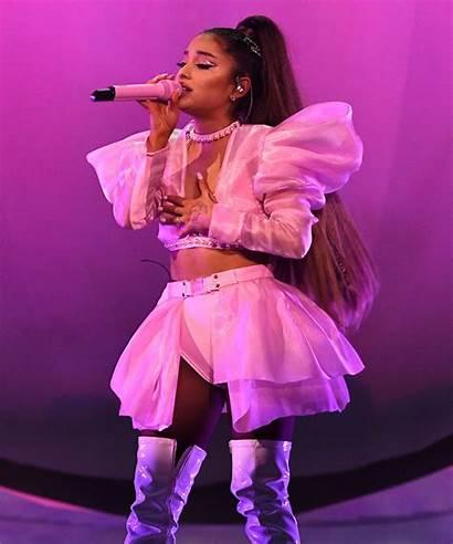 Ariana Grande Coachella Sweetener Tour Nsync Outfits