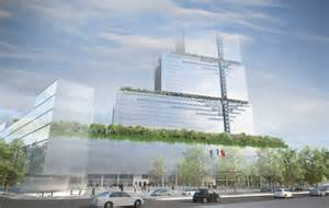 si鑒e bouygues construction la future cité judiciaire de s 39 élève déjà à 100 mètres le parisien