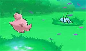 Spritzee - New Pokémon - Pokémon X & Y - Azurilland