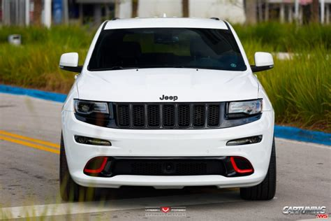 tuning jeep grand cherokee front