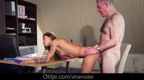 Hot Teen Fucking Old Man Pussy Fuck And Blowjob Cum