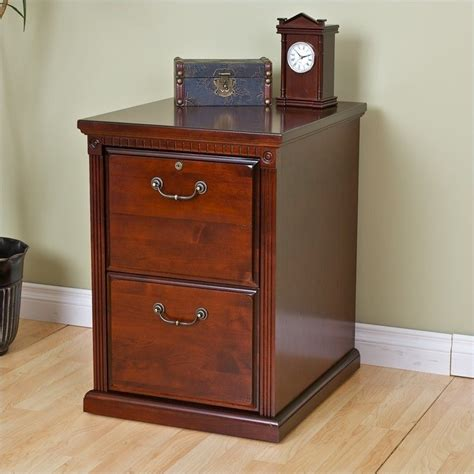 Cherry Filing Cabinet by Martin Furniture Huntington Club 2 Drawer File Cabinet In
