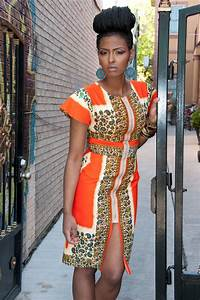 Mefieuk African Fashion in the T- dot O and the Skinny Bi*sh