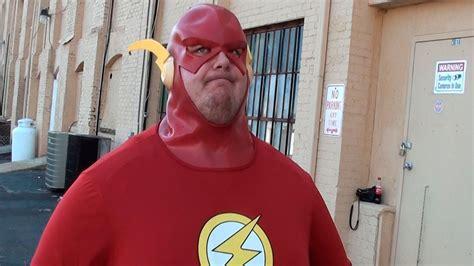 What If Flash Got Fat