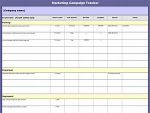Marketing campaign template cyberuse for Campaign schedule template