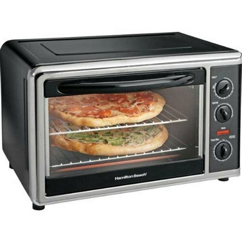 Small Countertop Ovens - countertop oven large capacity hamilton oven w