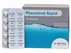 Pool Ph Wert Senken : 250 bayrol testtabletten phenol red ph wert f r pooltester wasserpflege pooltester manuell elektr ~ Orissabook.com Haus und Dekorationen
