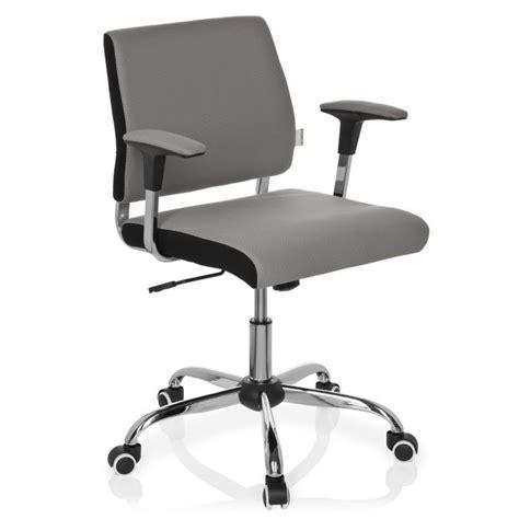 chaise bureau grise chaise de bureau grise