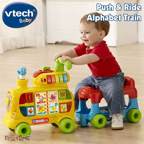baby bureau vtech vtech baby push and ride alphabet