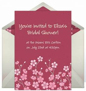 free online invitations for bridal showers With make wedding shower invitations online free