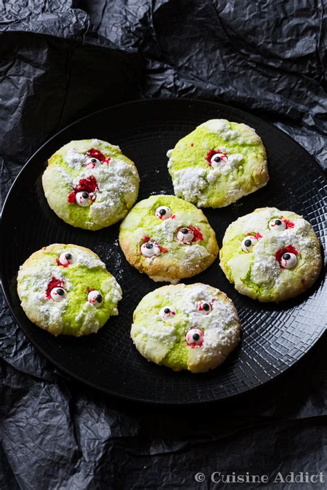 cuisine addict scary coconut lime cookies cuisine addict cuisine