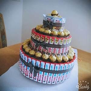 Torte Zum 50 Geburtstag Selber Machen : s igkeiten torte basteln food diy gift geschenke basteln geschenke dan ~ Frokenaadalensverden.com Haus und Dekorationen