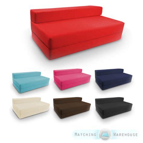 canapé pliable lit canapé chaise pliable coton sergé taille pour hôte