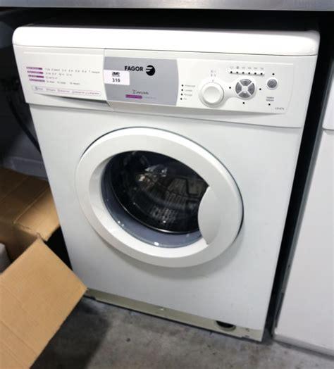 machine a laver le linge de marque fagor modele ld075 hublot gamme innova facade 85 x 59 cm