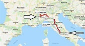 Where is Turin Italy Located Map? What County is Turin ...