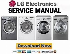 Lg Wm2455h Wm2455hw Wm2455hg Wm2301hw Wm2301hs Service