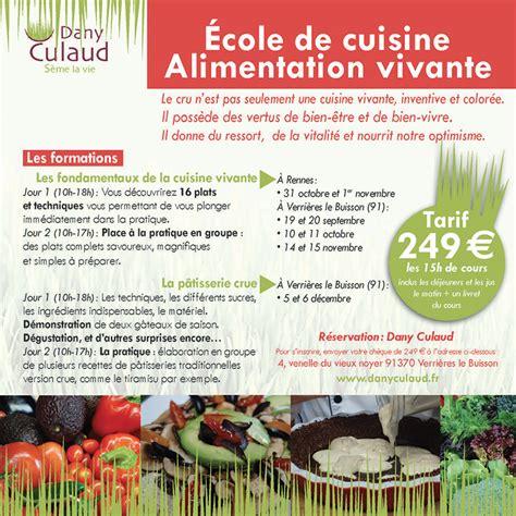 cuisine vivante fondamentaux de la cuisine vivante en qilucru