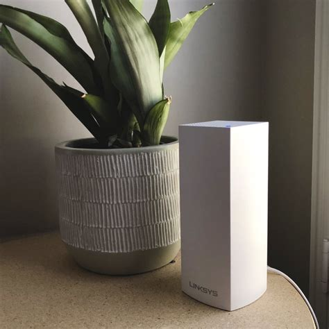 the discounted linksys velop mesh networking system covers