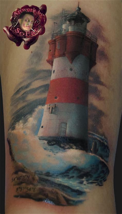 sofat leuchtturm  sofat tattoos von tattoo bewertungde