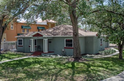 Just Sold At Full Asking Price! South Tampa Bungalow For