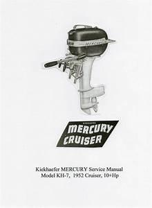 Find Vintage Mercury 10hp Model Kh