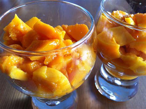 recette de mangue au piment et citron vert 187 mixer deshydrater crudites
