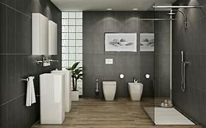 Badezimmer Fliesen Grau Weiß : graue fliesen f rs badezimmer 61 bilder die sie ~ Watch28wear.com Haus und Dekorationen