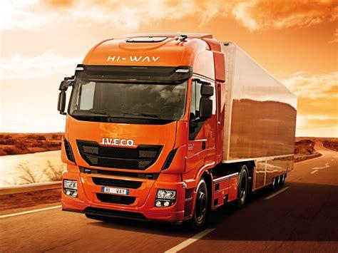 2012 Iveco Stralis Hi-way 500 4x2 Semi Tractor Rig Truck