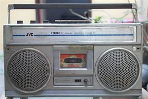 Kios Barang Antik  Tape Recorder Jvc