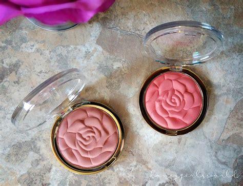 roses cheeks milani rose powder blushes fall