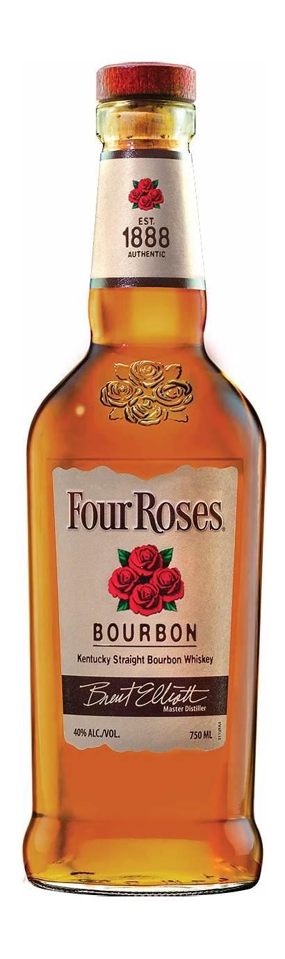 Roses Bourbon Four 750ml Spirits Explore